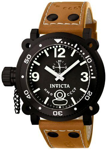 Invicta Signature Lefty Russian Diver Mens Watch 7274 Invicta. $126.29. Warranty Offer: All Invicta watches are covered by a one-year manufacturer's warranty.. Save 72%!