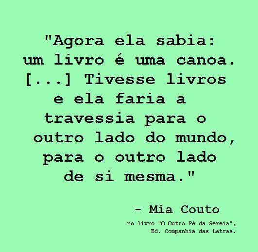 """LIVRO  Infantojuvenil """"O outro pé da sereia"""" - Mia Couto"""