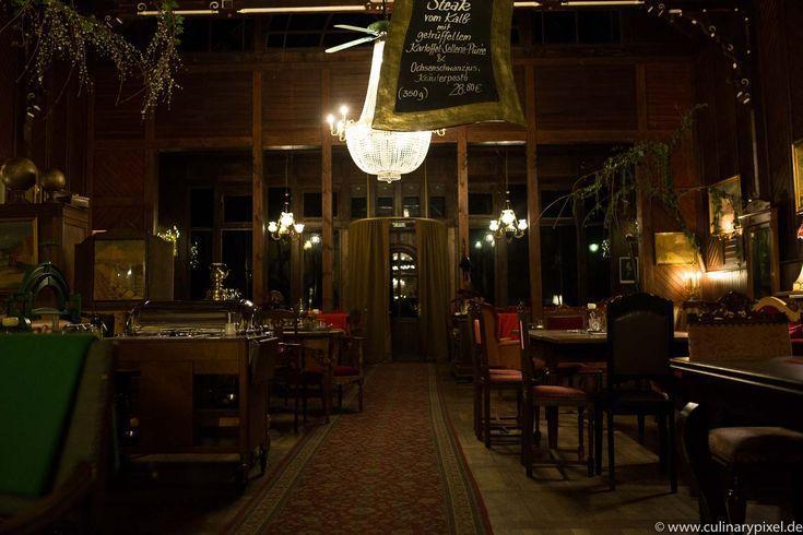Restaurant Strandhalle Binz - Toni Münsterteicher Restaurant - omas küche binz