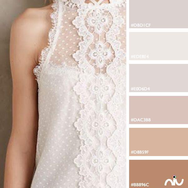 Lace Color Palette
