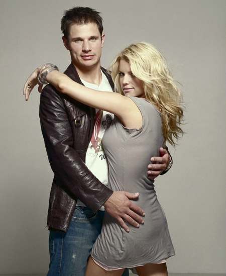 Nick & Jessica... Don't care, still think they belong together!!!!!