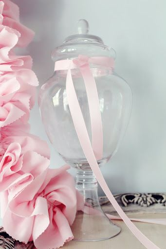 Icing Designs: Apothecary Candy Jar Tutus