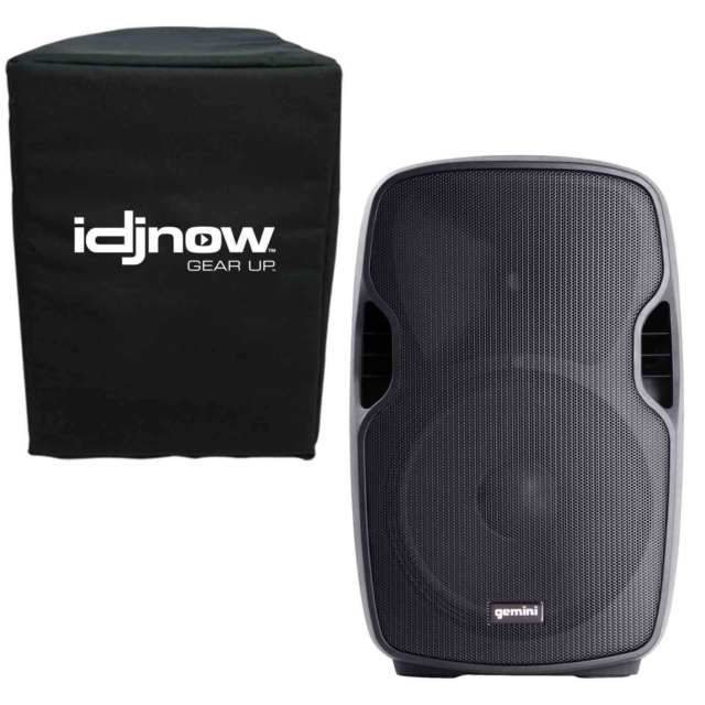 Gemini AS-1200P Active/Powered Portable 12″ DJ Party PA Speaker with Cover  eBay HOT Deals Today has the lowest price deal for Gemini AS-1200P Active Powered Portable 12″ DJ Party PA Speaker w/ Cover $124. It usually retails for over $399, which makes this a Hot Deal and $194 cheaper...