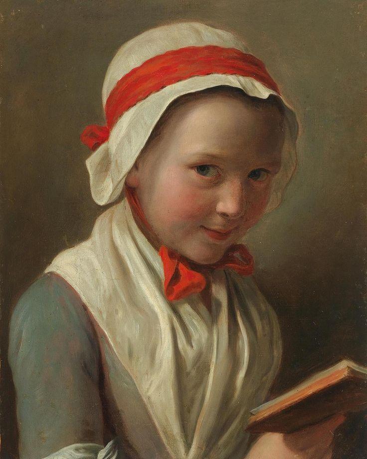"Gefällt 790 Mal, 12 Kommentare - Johann Cleophas Hinrichs (@18th_century_cleophas) auf Instagram: ""Pietro Antonio Rotari (Verona 1707–1762 Saint Petersburg) ""Portrait of a young woman with a book"",…"""