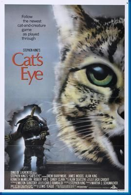 Cats Eye Movie Poster 24inx36in
