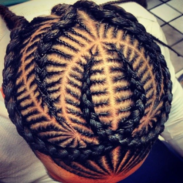 Awe Inspiring 1000 Images About Braided Hairstyles For Black Boys Men On Hairstyles For Men Maxibearus