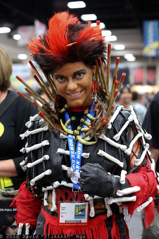 "Homestuck- Rufio San Diego Comic-Con 2012 - Sunday Cosplay Photos from David ""DTJAAAAM"" Ngo 