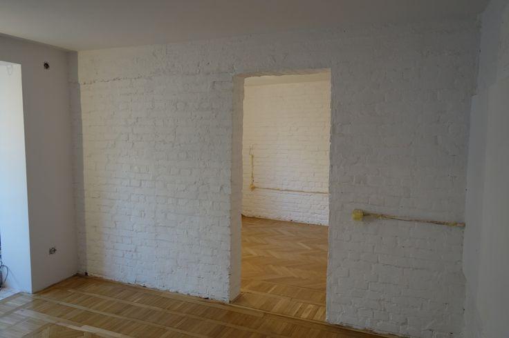 work in progress. interior design for 2 rooms apartment.