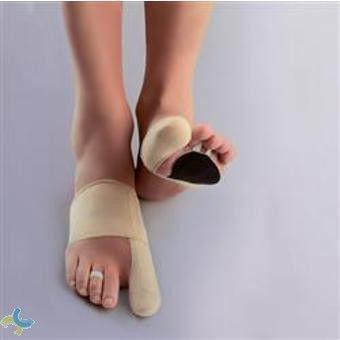 ¿Problemas en los #pies? Si tienes un #juanete sabrás lo molesto y doloroso que puede llegar a ser. Por ello queremos presentarte el Corrector doble de juanetes y plantar Farmalastic de Cinfa. Aporta sujeción corrigiendo el juanete evitando así el dolor. http://www.farmaciaccloranca.es/corrector-doble-juanetes-y-plantar-farmalastic-talla-p.html