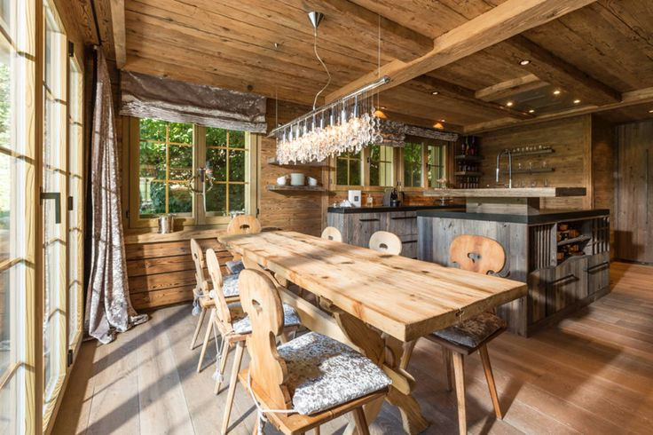 23 best images about holz in der h tte on pinterest wood for Holzdecken modern weiay