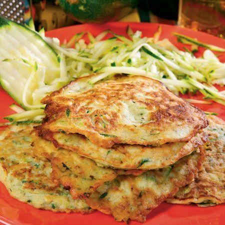 Egy finom Cukkinis-fokhagymás lepény ebédre vagy vacsorára? Cukkinis-fokhagymás…