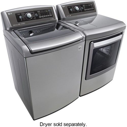 steam toploading washer graphite steel zoom i love the idea of steam to kill germs the matching dryer would be a must