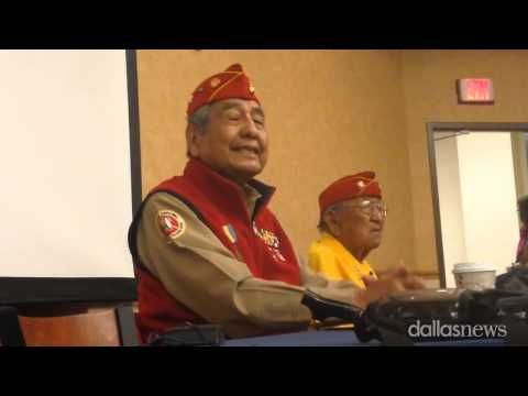 Saved By Our Language - The Story of The Navajo Code Talkers of World War II - YouTube