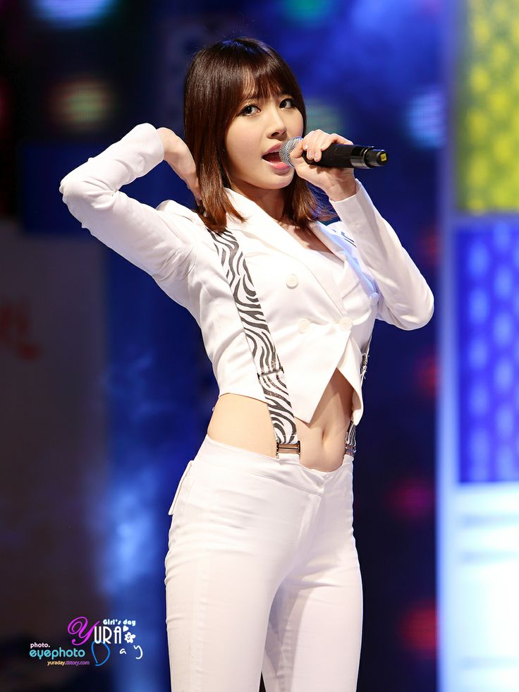 Girls Day Yura - Amazing Body Beautiful Hot Sexy Pretty -9737