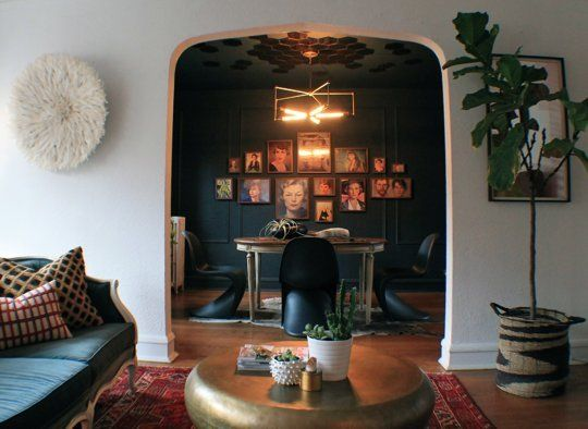 Lovely Paint Colors for A Dark Room