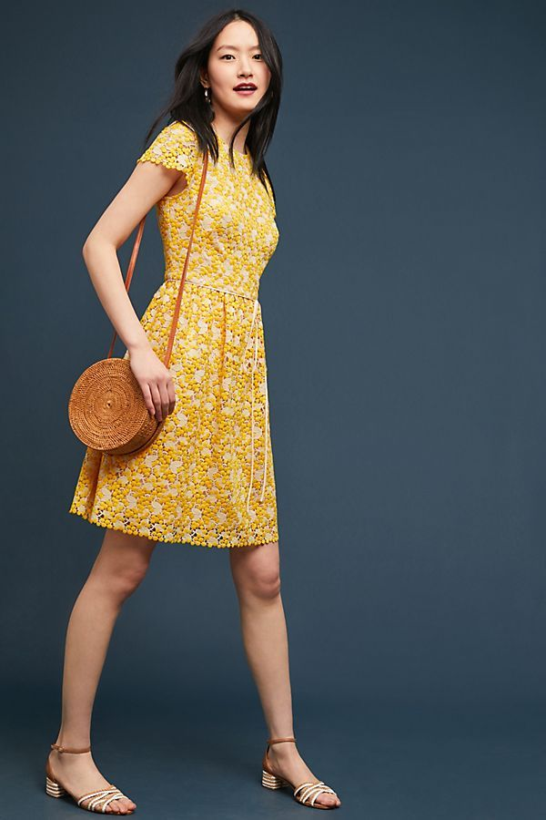 87ae9228283 ML Monique Lhuillier Sunny Eyelet Dress  ad  AnthroFave  AnthroRegistry  Anthropologie  Anthropologie  musthave