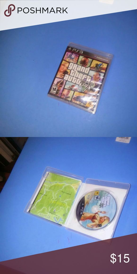 Grand theft auto 5 Gta v ps3 Other
