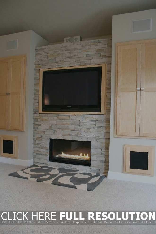 Gas Fireplace tv above gas fireplace : Best 20+ Tv over fireplace ideas on Pinterest | Tv above fireplace ...