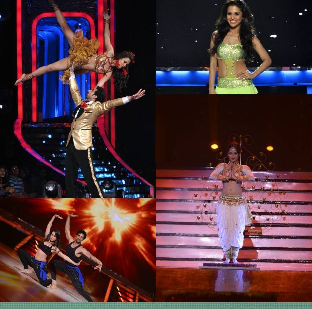 Sana Saeed eliminated from Jhalak Dikhlajaa Dancing With The Stars