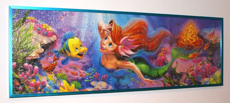 Disney Puzzles 1000 Pieces | This is what got me into Disney puzzle collecting. I thought it was ...
