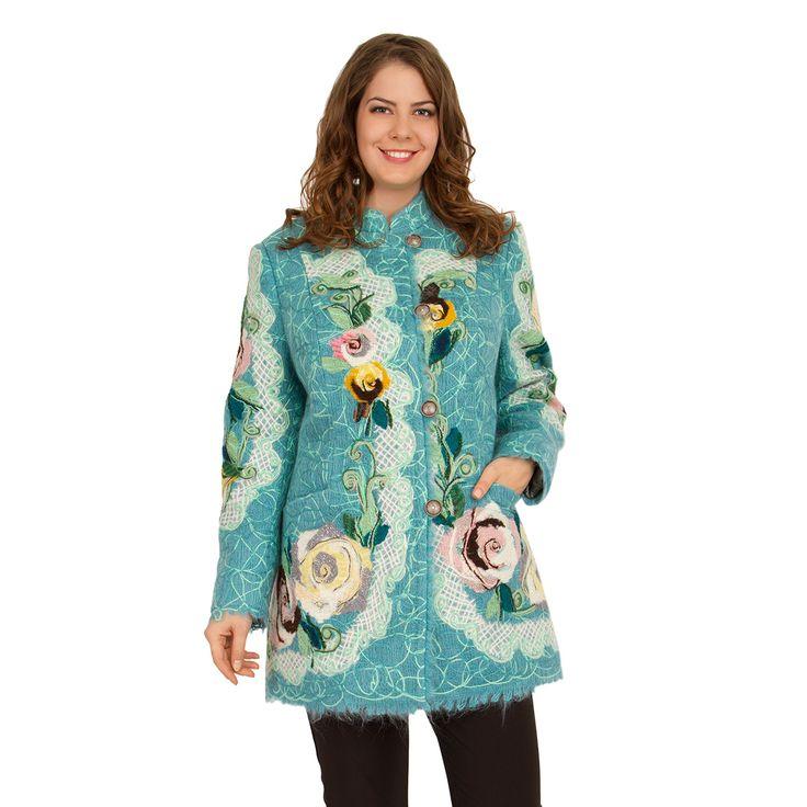 Купить Пальто «Беатрис» в телемагазине Shop&Show