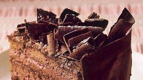Irish Cream Chocolate Mousse Cake Recipe | Bon Appetit