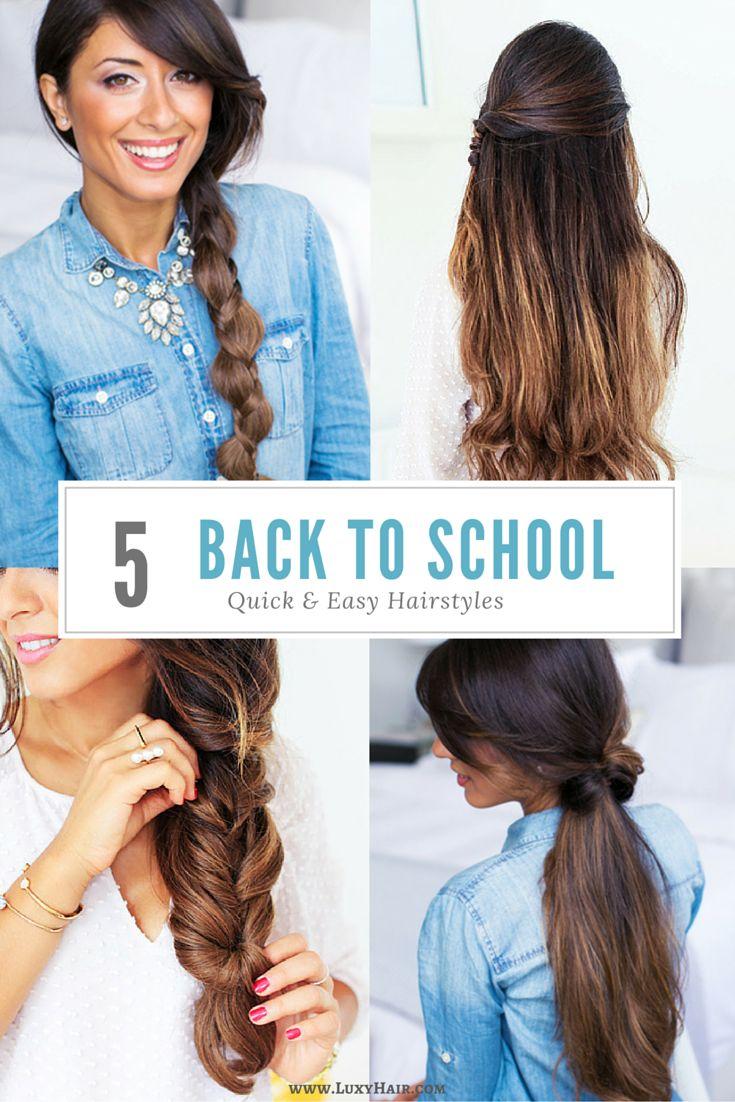 282 best Hair Tutorials images on Pinterest