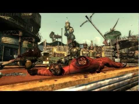 Fallout 3 Music Video - This is War - 30 Seconds to Mars