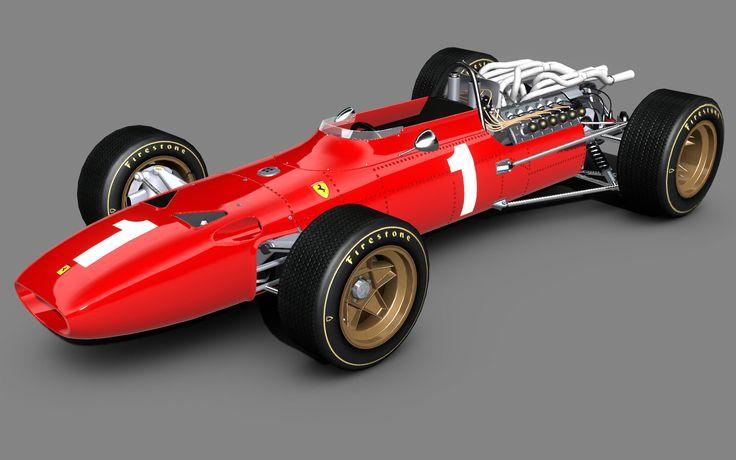 Test Drive Ferrari Racing Legends Vintage Race Car Photo 7