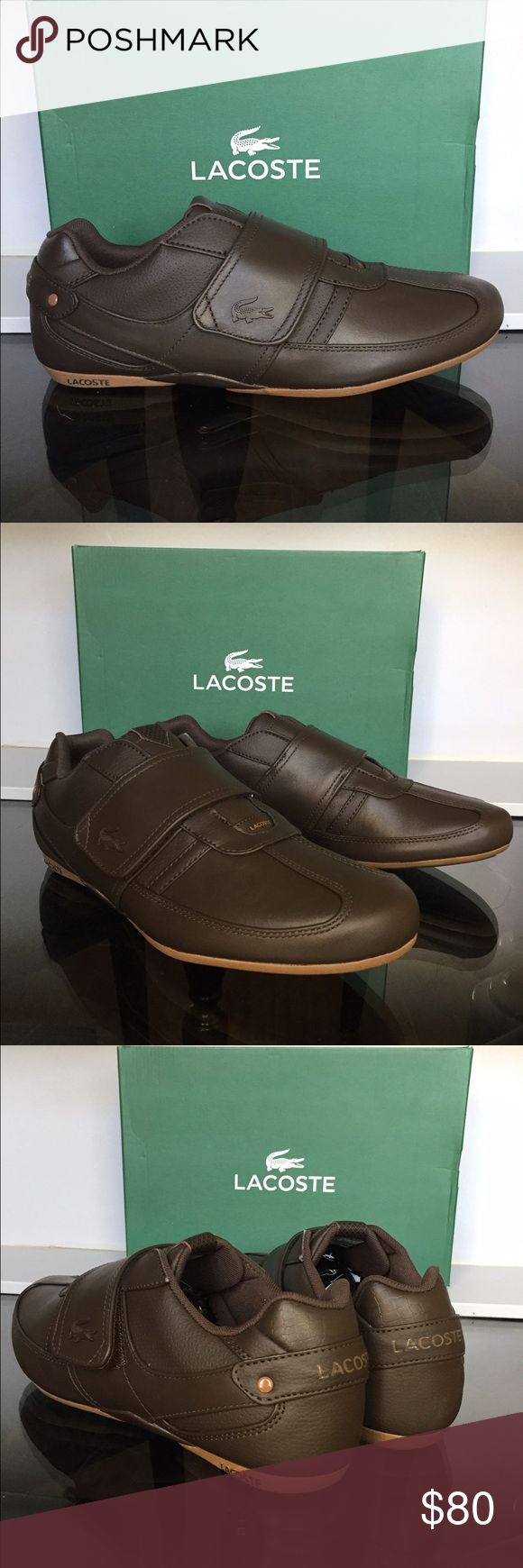 Lacoste PRM men's Brand new and with the original box. Lacoste Shoes Loafers & Slip-Ons