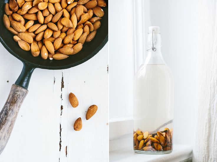 Almond milk • KRAUTKOPF