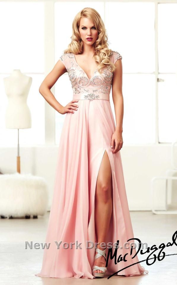 Mejores 16 imágenes de Prom en Pinterest | Mac duggal, Vestidos de ...