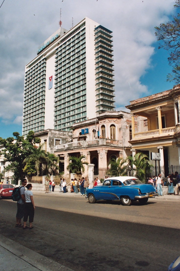 Hotel Habana Libre, La Habana, Cuba (2004)
