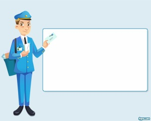Postman PowerPoint template is a free template with a postman illustration and can be used for any presentation that require a postal template or illustration for PowerPoint
