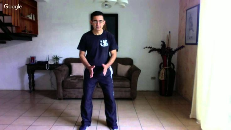 TAI CHI EN CASA #6 - YouTube