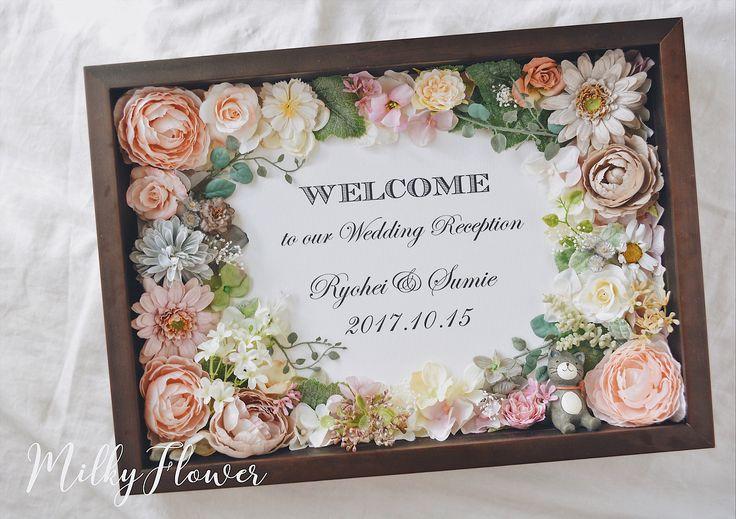 * ナチュラルアンティーク ピンク×グレーのウェルカムボード♡ * * ニュアンスカラーのお花で秋色ウェディングに * * 新郎さまからプレゼントされたねこさんをちょこんと添えて * * #ウェルカムボード#ウェディング#ウェディングアイテム #ウェディングアイテム #ウェディング準備 #ウェディングフラワー#ウェルカムスペース#結婚式#結婚式準備 #結婚式写真 #ナチュラルウェディング#アーティフィシャルフラワー#アンティークウェディング#アンティーク#ブライダル#プレ花嫁#日本中のプレ花嫁さんと繋がりたい #日本中のプレ花嫁卒花嫁さんと繋がりたい #ウェディングニュース#wedding #welcomeboard#ハンドメイド#milkyflower#ねこ#ねこ部#プロポーズ#ウェディングドレス#フラワー#フラワーアレンジメント#パステル
