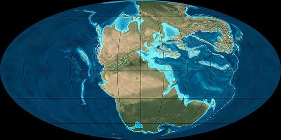 Answer to Which parts of the earth were dinosaurs present during their extinction? - Quora