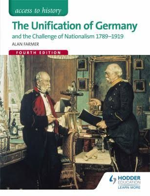 943.07 FAR  Contains authoritative and engaging content, including Germany in revolution; Austro-Prussian rivalry; Bismarck's Germany, and the establishment of the Weimar Republic. Includes thought provoking key debates that examine the opposing views of historians. Provides exam-style questions and guidance for each relevant specification to help you understand what you have learned.