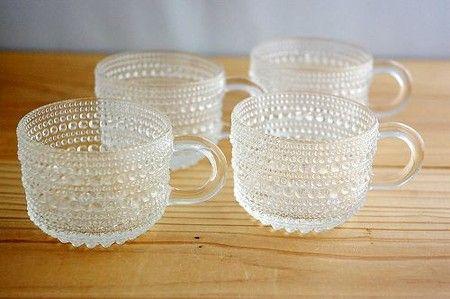 KASTEHELMIガラスカップ
