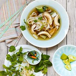 Have you ever ventured into the world of Vietnamese cooking? If not, this Slow-Cooker Chicken Pho Recipe is a good place to get your grounding.