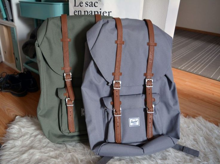 Traveling, Backpack, Herschel, Fashion, Bags