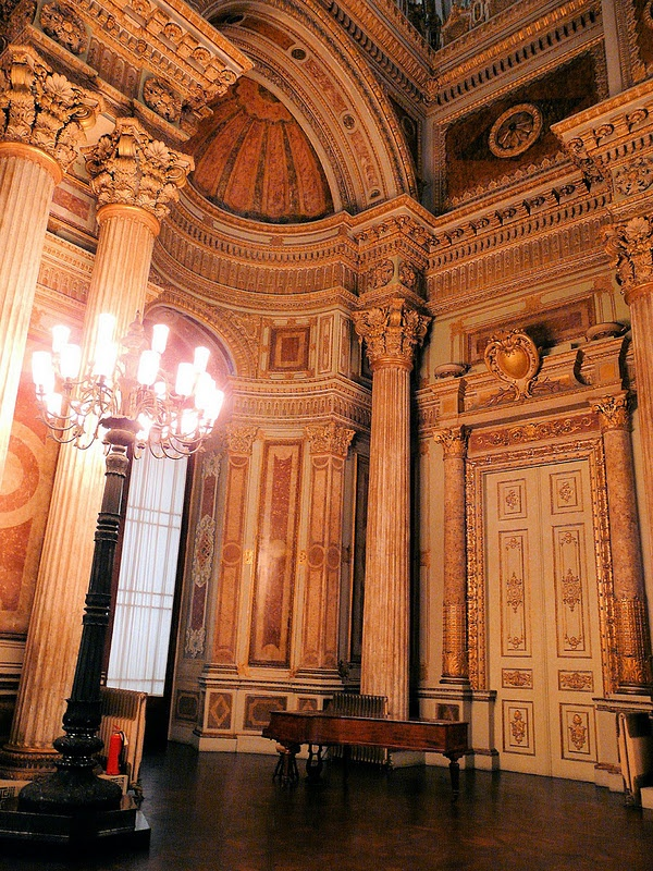 Dolmabahce Palace, Instanbul