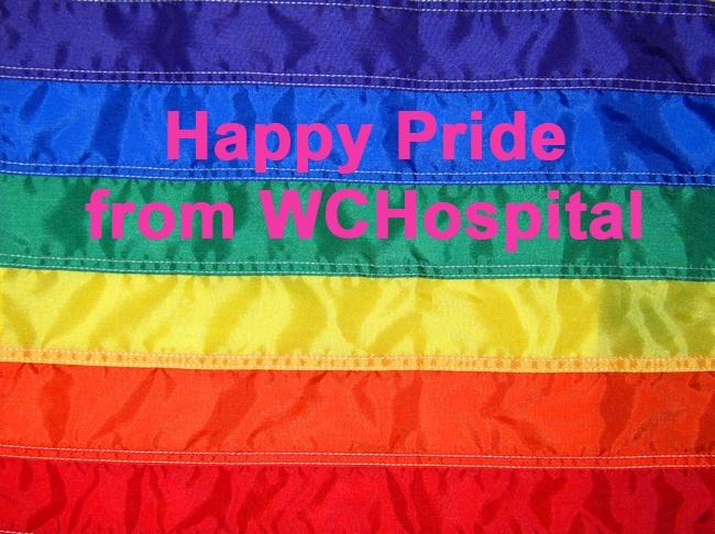 Women's College Hospital is celebrating #Pride Week 2012 at work!
