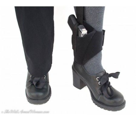 Ankle Holster by The Well Armed Woman