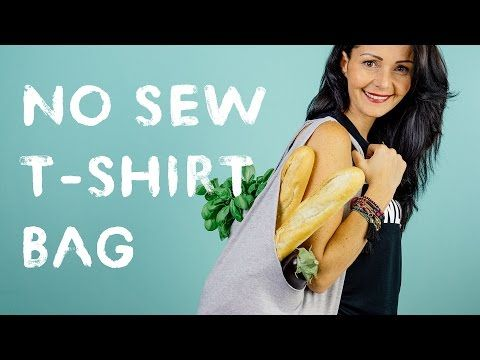 Iskoristite svoju staru majicu da, samo uz pomoć makaza, stvorite fenomenalnu stvar za svaku ženu! | LikeMag | We like to entertain you
