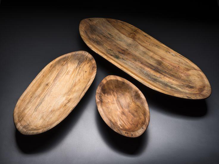 Bateas rústicas en madera, San Francisco. Producto Laboratorio Putumayo bit.ly/2dnHq2t