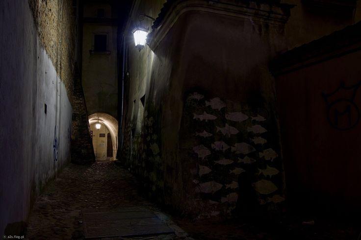Lublin nocą - Ku Farze