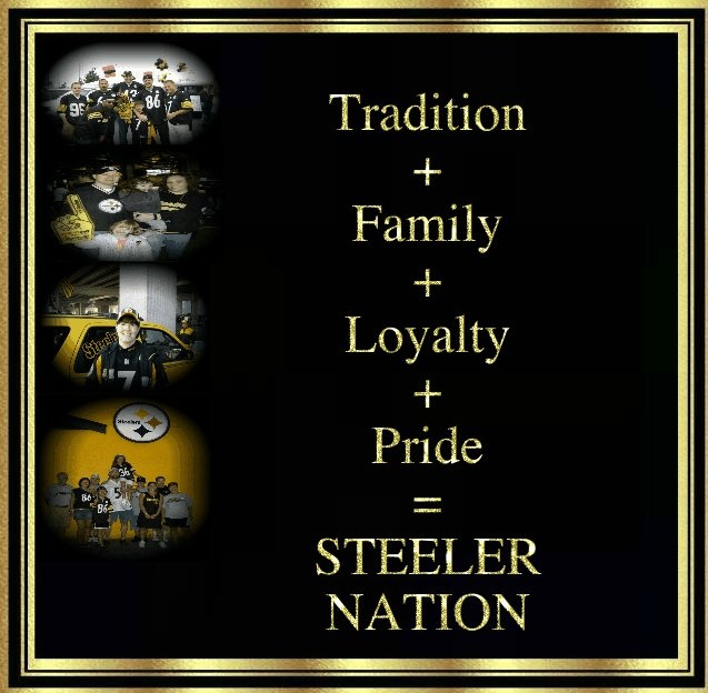 Steelers Nation.