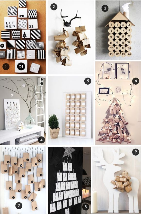 Advent Calendar DIYs @ thescoutnz.com