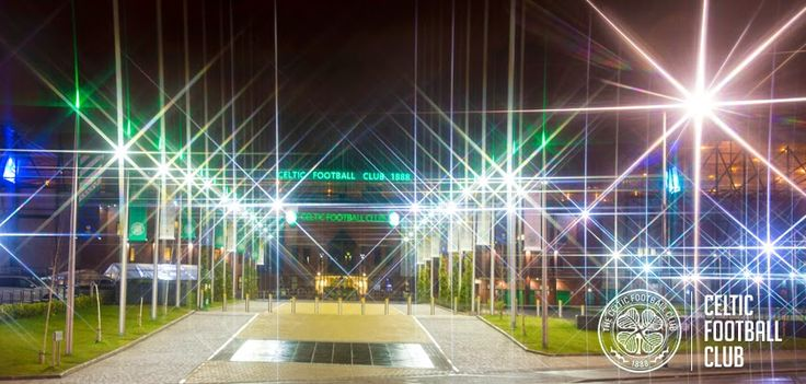 Celtic FC's photo on Google+ The Celtic Way is transformed ahead of Celtic v Inter Milan, 18/02/2015